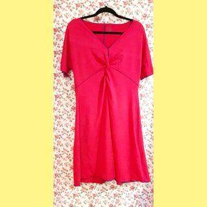 Title Nine Activewear Dress Plus Size XL Hot Pink